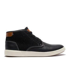 Steve Madden P-Genner Sport Sneaker Black High Top